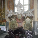 Кафедральный Собор, в нем играл орган