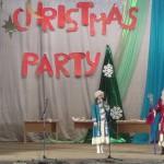 Выход Деда Мороза и Снегурочки