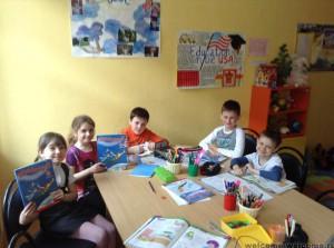 Группа Carrots, Преподаватель: Лисина И. В., Офис: Московская