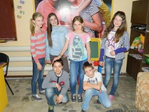 Группа Kids, Преподаватель: Гордеева Е. В. Офис: Кижеватова