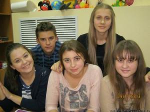 Группа Middle, Преподаватель: Красильникова М. Офис: Салют