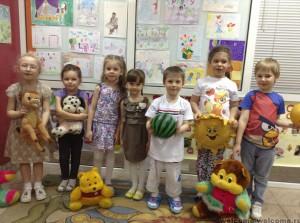 Группа Toys, Преподаватель: Лисина И. В. Офис: Буртасы
