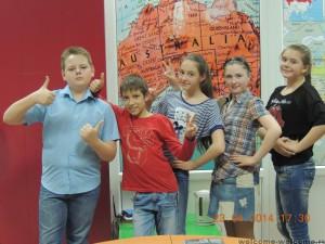 Группа Juniors, Преподаватель: Климова Л. И. Офис: Буртасы