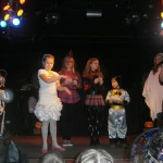 Конкурс пантомим