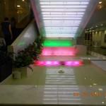 фонтан на 1 этаже