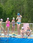 купались в бассейне!!!