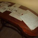 Рукописи поэта