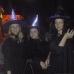 Прелестные ведьмочки