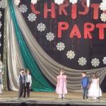 """Поэтический номер """"Christmas poems"""", группа «Tiny», (Виноградова М.С.)"""