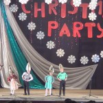"Танец «I'm a dancing Christmas Tree"" группа ""Lions""(Захматова Э.Э.)"