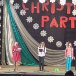 """Финальная песня """"Last Christmas"""", группы Washigton, London (Ротанина Я.В.)"""