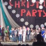 """Финальная песня """"Last Christmas"""" в исполнении всех участников концерта"""