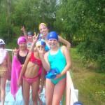 Готовимся купаться