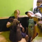 В гостях у медведицы Лели