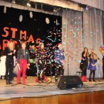 "Финальная песня ""Last Christmas"", группы Friends & Juniors (Отставнова В.А.)"