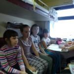На пути в Казань