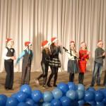 7. Группа Class - песня «Santa Looked a Lot Like Daddy» (Грачева Л.Е.)