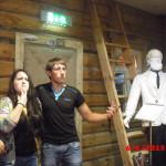 в кабинете Циалковского