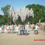 памятник знаменитому