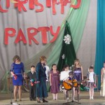 группа Time и Wind Jingle Bells