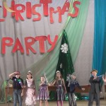 группа Steps и Violet - Christmas is coming