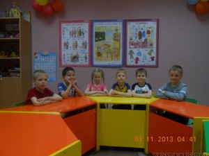 Группа Confetti, Преподаватель: Толстова В. Ф., Офис: Буртасы