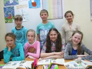 Группа Energy, Преподаватель: Красильникова М., Офис: Салют