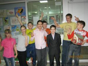 Группа Follow Me, Преподаватель: Красильникова М., Офис: Буртасы