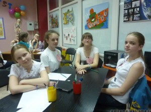 Группа Rabbits,  Преподаватель: Толстова В. Ф. Офис: Буртасы