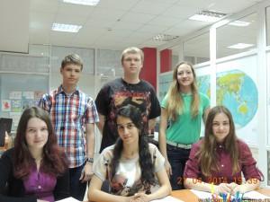 Группа Box, Преподаватель: Климова Л. И., Офис:: Буртасы