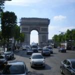Париже