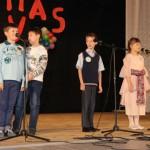 Стихи о НГ и Рождестве, группа Mice (Лисина И.В.)