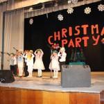 "Песня ""The snowman"", группы Winni & Cups (Бакланова Е.В.)"