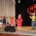 "Песня ""Santa Claus is coming to town"", группы Shift & School ( Русакова О.А.)"