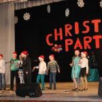 """Песня """"Santa Claus is coming to town"""", группы  Mango & Even (Жидарева О.В.)"""