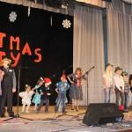 "Песня ""Christmas tree"", группы Get & Explorers & Lions (Захматова Э.Э.)"