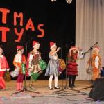 "Песня ""Happy Christmas"", группы Twinkles & Snowballs (Мартыненко К.Ю.)"