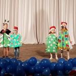 3. Группы Pockemons and DonaldDuck - песня «I am a dancing Christmas Tree» (Артамошкина Г.А.)