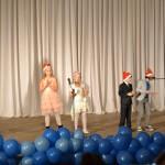 10. Сборная групп Hope и Ice-Cream – песня «Christmas Cards» (Грачева Л.Е.)
