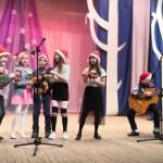 """Группа Freckles –песня под гитару """"Jingle Bells"""""""