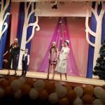 """Вокальный номер от групп Cute & Snow """"We wish you a Merry Christmas"""""""